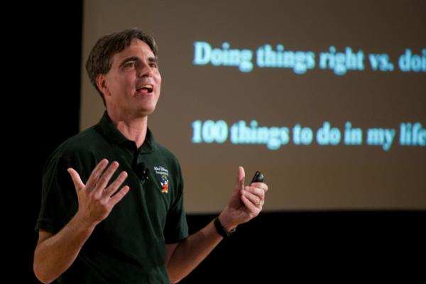 Pausch lecture randy the pdf last