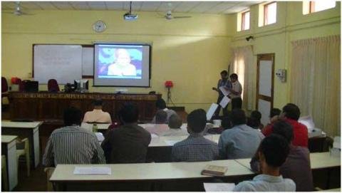 Report on Aakash for Education Workshop