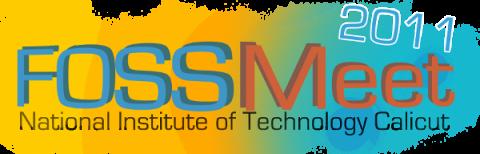 FOSSMeet 2011 Wordmark